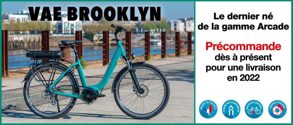 vélo électrique arcade cycles brooklyn